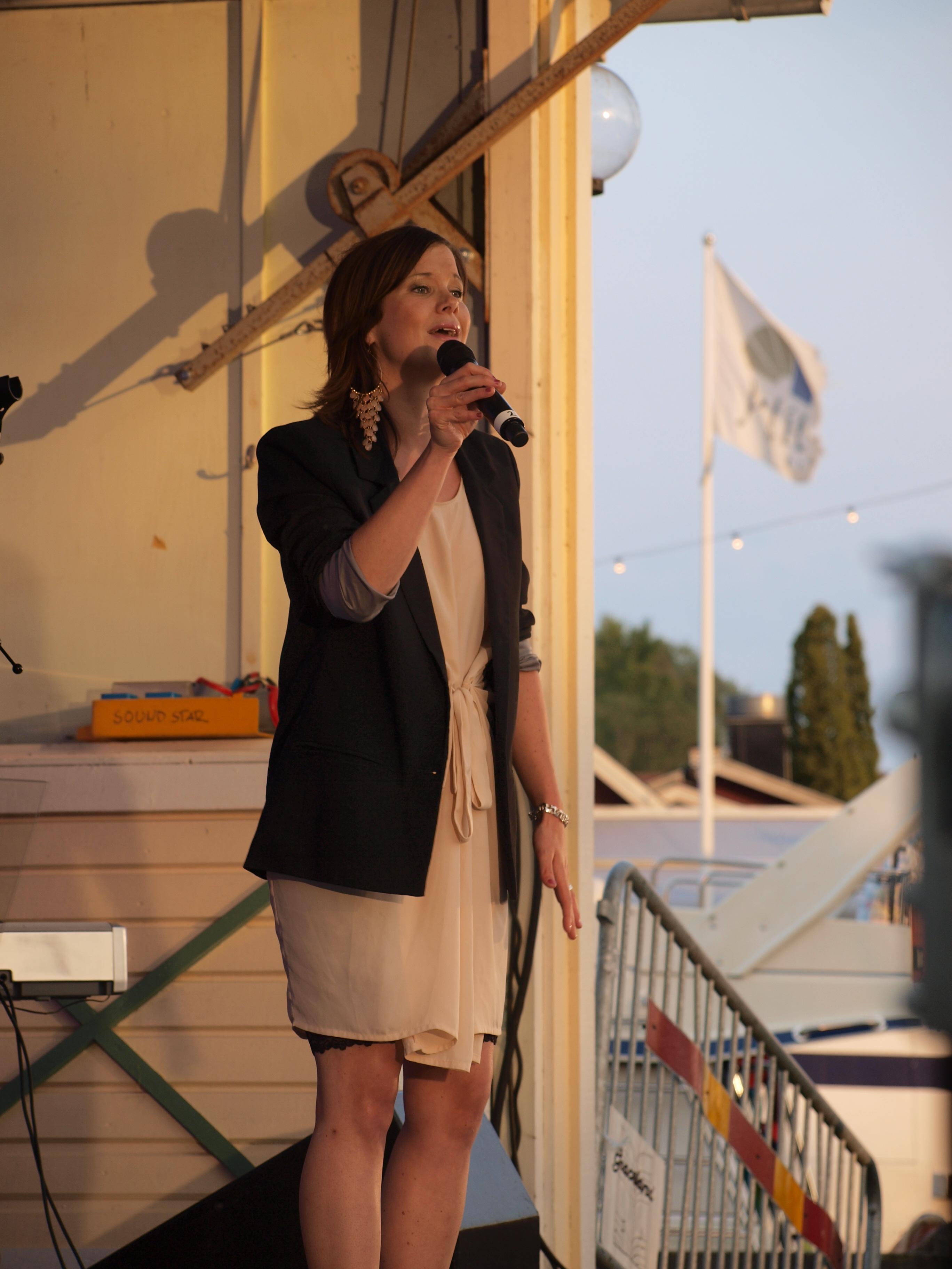 Sanna Sjövall